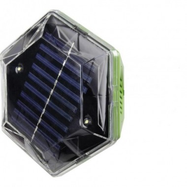 Aparat mobil cu alimentare solara impotriva pasarilor (in special pescarusi si porumbei) si pisicilor US1 70600 100mp/360°