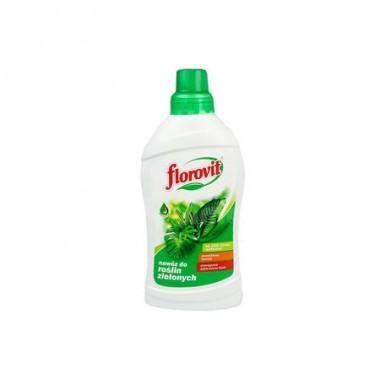 Ingrasamant specializat lichid Florovit pentru plante verzi 0.55L