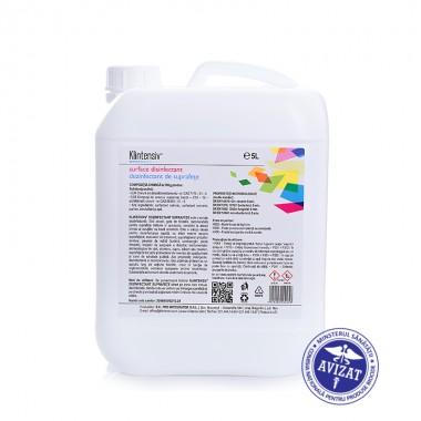 KLINTENSIV - Dezinfectant suprafete gata de lucru 5000 ml