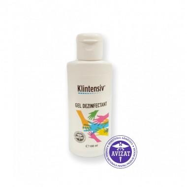 KLINTENSIV - Gel dezinfectant pentru maini 100 ml