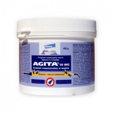 Insecticid pulbere anti muste Agita 10wg (400gr)