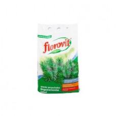 Ingrasamant specializat granulat Florovit impotriva acelor maronii la conifere 3kg