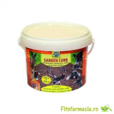 Granule impotriva cartitelor si animalelor salbatice REP 64/900 gr.