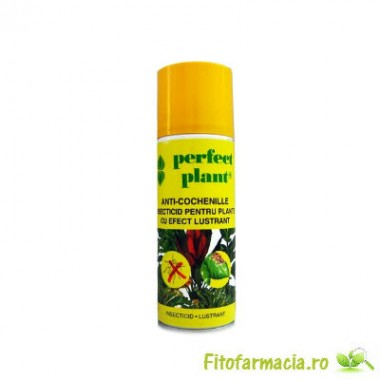 Spray insecticid Anti-cochenille cu efect lustrant 200 ml
