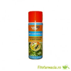 Spray Insecticid cu efect lustrant 500 ml