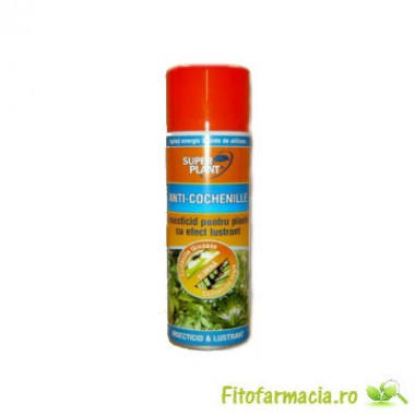 Spray Insecticid cu efect lustrant 500 ml