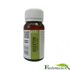 Substanta profesionala anti insecte destinata profilaxiei sanitare umane 50 mp - Insektum 50 ml