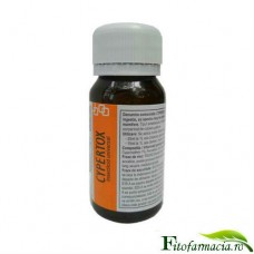 Substanta profesionala de contact si de ingestie anti insecte zburatoare si taratoare 70 mp - Cypertox 50 ml