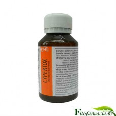 Insecticid profesional de contact si de ingestie anti tantari, muste, plosnite, purici, capuse, molii, viespi, albine 140 mp - Cypertox 100 ml