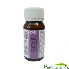 Substanta concentrata de culoare galbuie, anti tantari, muste, molii, fluturi, gandaci, plosnite 70 mp - Pertox 8 - 50 ml