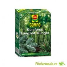 Fertilizator granule pentru conifere 1 kg