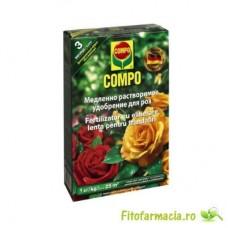Fertilizator granule pentru trandafiri 1 kg