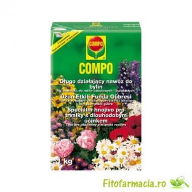 Fertilizator granule pentru arbusti cu inflorescente 1 kg