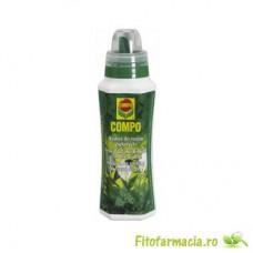 Fertilizator lichid pentru plante verzi 500 ml