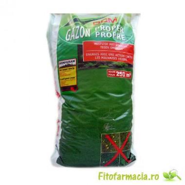 Fertilizant gazon+Erbicid 10 kg