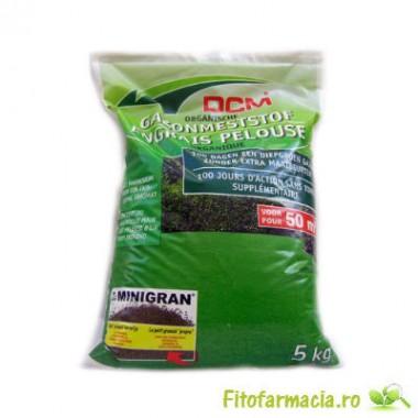 Fertilizant organic pentru gazon 5 kg