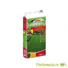 Fertilizant organic gazon+Erbicid 20 kg