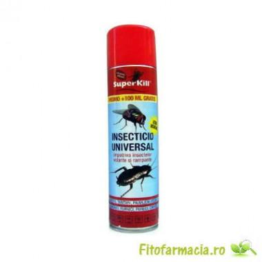 Super Kill Insecticid Universal impotriva tantarilor 400 ml