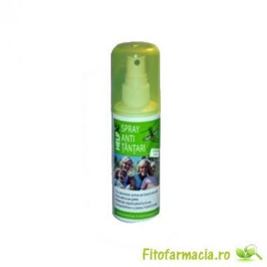 HELPIC SPRAY impotriva tantarilor 100 ml