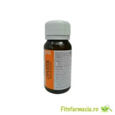Substanta profesionala de contact si de ingestie anti tantari 70 mp - Cypertox 50 ml
