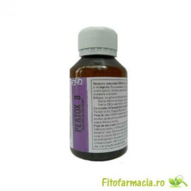 Solutie concentrata impotriva tantarilor 140 mp - Pertox8 100 ml