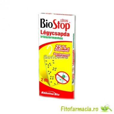 BIOSTOP Plusz Capcana pentru muste