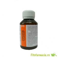 Insecticid profesional de contact si de ingestie impotriva mustelor 140 mp - Cypertox 100 ml