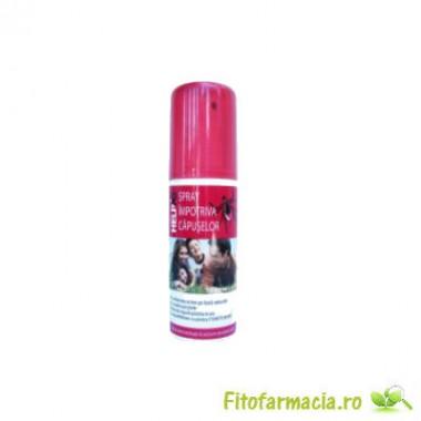 HELPIC SPRAY Impotriva capuselor 100ML