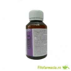 Solutie concentrata impotriva capuselor 140 mp - Pertox 8 100 ml