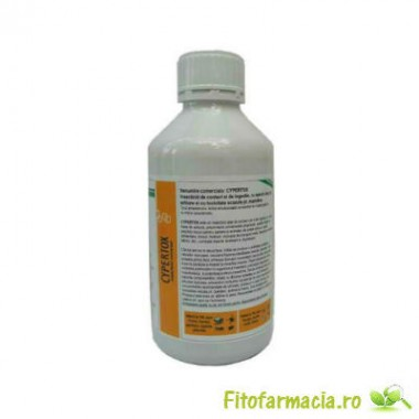 Insecticid profesional de contact anti furnici - Cypertox 1L