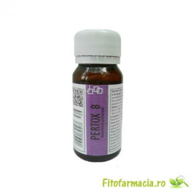 Substanta concentrata de culoare galbuie, anti furnici 70 mp - Pertox 8, 50 ml