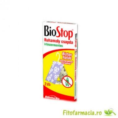 BIOSTOP Capcana pentru molia textilelor
