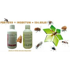 MEGA OFERTA !!! Solutii profesionale pentru combaterea insectelor Pertox8+Insektum 1L