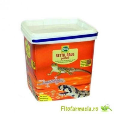 Granule impotriva serpilor Rettil Raus REP69/4000 ml