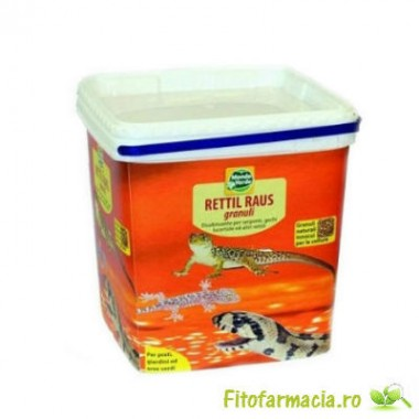 Granule anti soparle Rettil Raus REP69/4000 ml