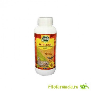 Granule naturale anti soparle Rettil Raus REP 94/1000ml