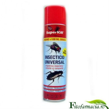 Super Kill Insecticid Universal Anti Muste 400 ml