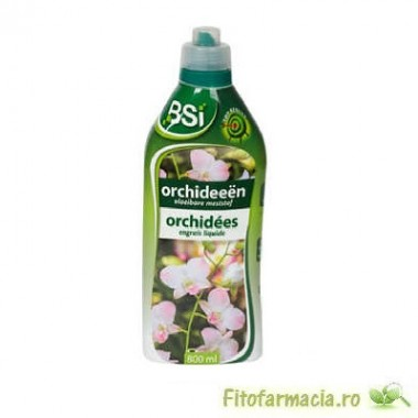 Fertilizant special pt orhidee NKP 4-4-7 BSI 800 ml