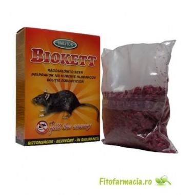 Momeala sub forma de cereale impregnate Biokett 200gr