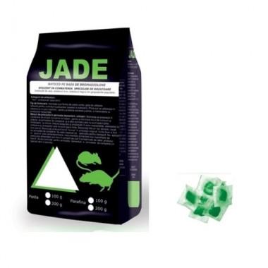 JADE Momeala raticida sub forma de pasta verde (100 gr)