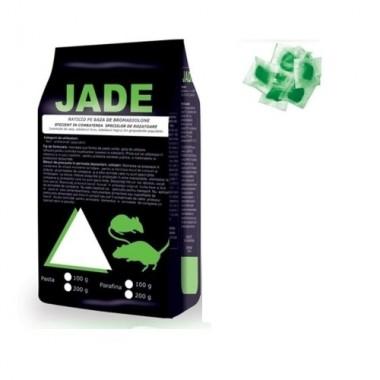 JADE Momeala raticida sub forma de pasta verde (200 gr)