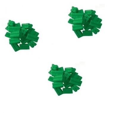 JADE Momeala raticida sub forma de parafina verde (10 kg)