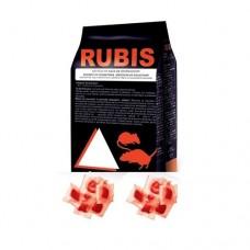 RUBIS Momeala raticida sub forma de pasta rosie (10kg 5gr/plic)