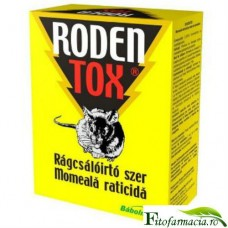 Rodentox sub forma de boabe cerealiere - 500 gr