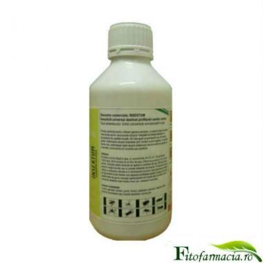 Insecticid universal impotriva insectelor zburatoare si taratoare - Insektum 1L