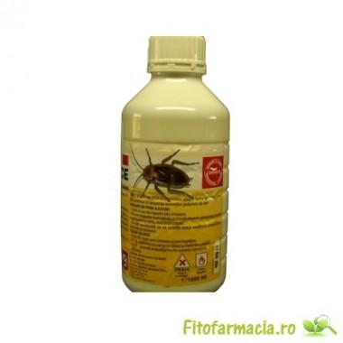 Solutie impotriva gandacilor de bucatarie - Sanitox 21CE 1 l