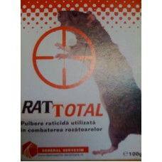 Rat Total pulbere(100 gr)