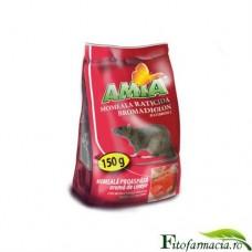 Momeala raticida Amia 150gr
