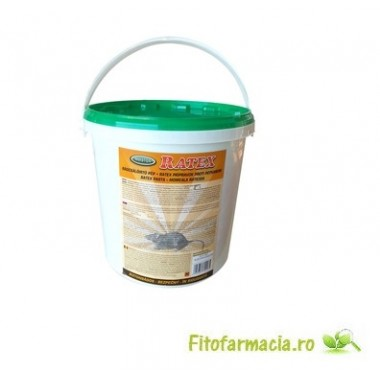 Momeala proaspata pentru soareci Ratex Pasta 5kg