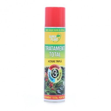 Spray Tratament total cu actiune tripla 250ml